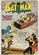 Batman #140 June 1961 G/VG Joker, Batwoman