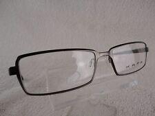 Kata Timber 2 / K196 in Gunmetal Titanium 55X18 135mm Frames Eyeglass Eyewear