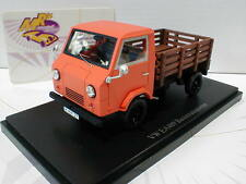 "AutoCult 08005 # VW EA489 Basistransporter Baujahr 1973 in "" orange-braun "" 1:43"