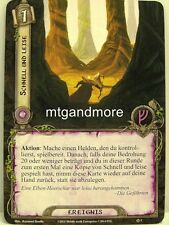 Lord of the Rings LCG  - 1x Schnell und Leise  #003 - Die Dunland-Falle