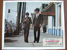 JIM KELLY PHOTO EXPLOITATION LOBBY CARD LA CEINTURE NOIRE