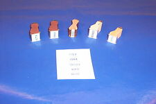 NUMBER STAMPS for LIONEL Train  Engine Cab 671 681 682 2020 Turbine 2671W Tender