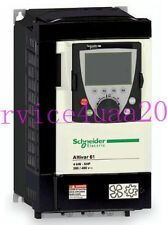 NEW Schneider Inverter ATV61HD55N4Z  55KW 380V  2 month warranty