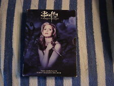 Buffy - The Vampire Slayer - Complete FIrst Season (DVD, 2001) Sarah M. Gellar