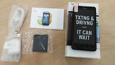 HTC Vivid 16GB Black (Unlocked) Smartphone. OEM Accessories. Excellent Cosmetic