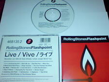 ROLLINGSTONES - FLASHPOINT - CD ALBUM