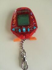 1997 Tiger Giga Pets Dog Pound 8 Puppy Pets in 1 Digital Keychain Game Untested