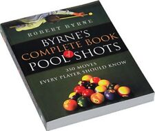 Byrne's 350 Moves Complete Book of Pool Shots