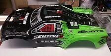 BRAND NEW   Arrma Senton Short Course body NEWEST VERSION w/ tethered body clips