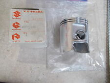 NOS OEM Suzuki Piston (67.50mm) 1977-1981 PE250 RM250 RS250 12110-40601-050
