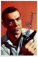 Sean Connery ++Autogramm++ ++James Bond 60er Jahre++