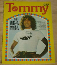 THE WHO ~ TOMMY THE MOVIE ~ ORIGINAL VINTAGE MAGAZINE 1975