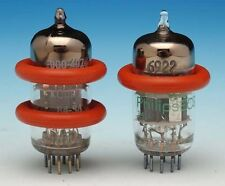 TUBE AMP/PREAMP DAMPERS FOR 12AX7/12AU7/12AT7/ECC83/EL84/6922/EL84/5751/5687