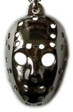 COLLANA  VENERDI 13 JASON METAL HORROR FRIDAY 13TH VOORHEES MASCHERA