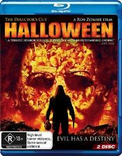 HALLOWEEN (2007  Rob Zombie)    -  Blu Ray - Sealed Region B