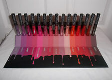 Kat Von D Everlasting Obsession Liquid Lipstick 15pc Collector's Edition Set Kit