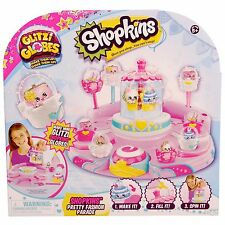 Shopkins Girls Kids Fashion DIY Snow Globe Artistic Design Decorations Play Toys