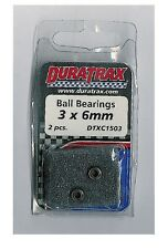 Duratrax Bearing 3x6mm 2pcs DTXC1503