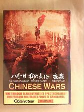 COFFRET 3 DVD / CHINESE WARS / NEUF SOUS CELLO