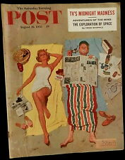 Saturday Evening Post   August 16, 1958