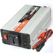 Trasformatore di tensione power inverter 300/600W onda sinusoidale pura