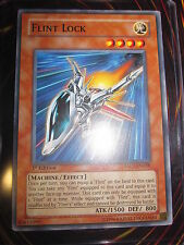 YU-GI-OH! TACTICAL EVOLUTION FLINT LOCK TAEV-EN028 MINT ENGLISH EDITION 1