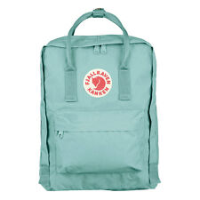 New Women Men Fjallraven Kanken 23510 Classic Backpack (#501 Sky Blue)
