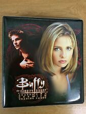 Buffy The Vampiro Slayer Temporada 2 Oficial Inkworks Carpeta