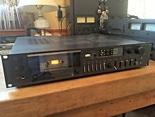 RARE Vintage Technics RS-M85 Panasonic Cassette Tape Deck Audiophile Rack Mount