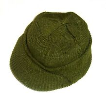 US Army Wool Military Jeep Cap Hat