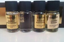 TOM FORD Private Blend Luxury 4ML Neroli Fleur De Portofino Jasmine Rouge Lot