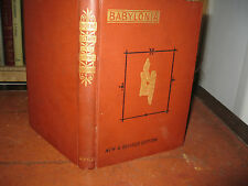 The history of Babylonia George Smith 1895