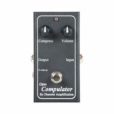 Demeter Compulator, Compressor Stomp Box Effect Pedal OPEN BOX SAVINGS!