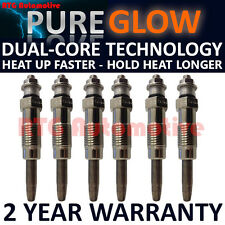 6X FOR MERCEDES E G CLASS E300 G300 300 G WAGON 3.0 DIESEL HEATER GLOW PLUGS