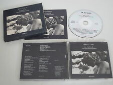 JAN GARBAREK/OFFICUM/THE HILLIARD ENSEMBLE(ECM NEW SERIES 1525/445 369-2) CD ALB