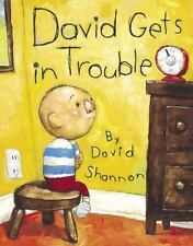 NEW - David Gets In Trouble by Shannon, David