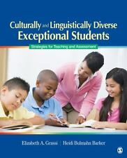 Culturally and Linguistically Diverse Exceptional Students : Strategies for...