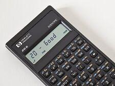 Technisch-wissenschaftlicher Taschenrechner HP-20S