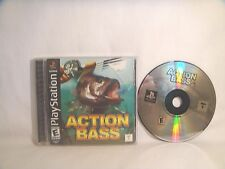 Action Bass (Sony PlayStation 1, 2000)  complete