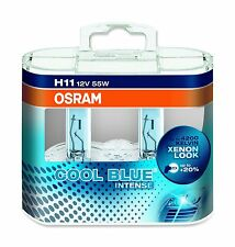 OSRAM h11 cool blue ® intense halógeno-faros lámparas Duo box 64211cbi-hcb