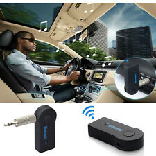 Handsfree Car Wireless Bluetooth 3.0 Music Receiver Adapter for iPhone Samsung