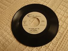 ROY  STEVENS  YOU NEVER CAN TELL/I THINK TODAY I'LL JUST SIT HOME CHALON 2  M-