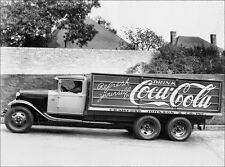 1931 Ford Model AA Coca Cola Truck Alabama  8 x 10 Photograph