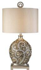 """OK Lighting Silver Vine 31.5"""" Table Lamp"""