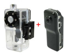 Mini DV MD80 DVR Action Sport Video Hidden Digital Camera Rain Waterproof Case