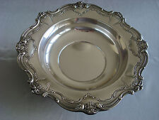 GORHAM sterling silver ~ CHANTILLY  DUCHESS ~ ROUND BOWL DISH ~ 1959 BEAUTY!