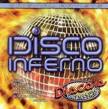 Various Artists: Disco Inferno: Disco's Greatest Hits  Audio CD