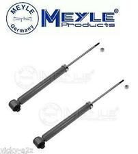 PAIR of Meyle Gas Rear Shock Absorbers for Audi A6 & VW Passat 1997 to 2005
