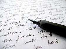 Editing and proofreading services - books, school papers, articles, blogs, ESL