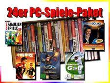 24er SONDERPOSTEN RESTPOSTEN PAKET PC SPIELE POSTEN GAMES | NEU & SOFORT